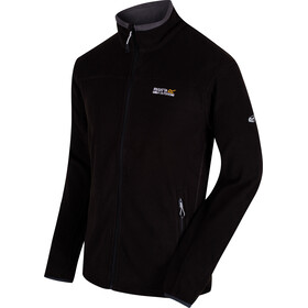 Regatta Stanton II Fleece Jacket Men black/seal grey